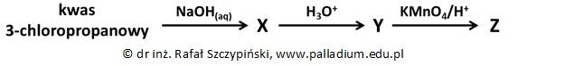 Wybór związku chemicznego o wyższej temperaturze topnienia wraz z uzasadnieniem wyboru